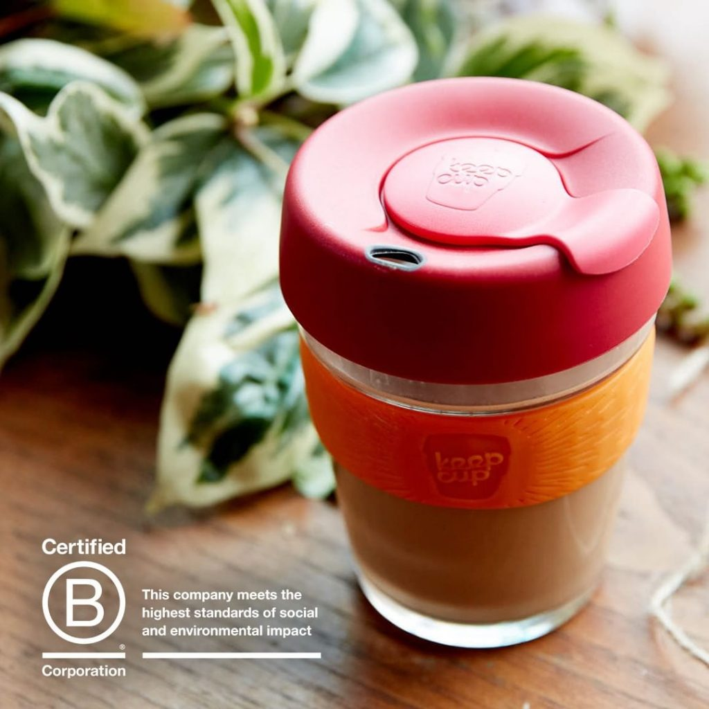 KeepCup, a certified b corporation