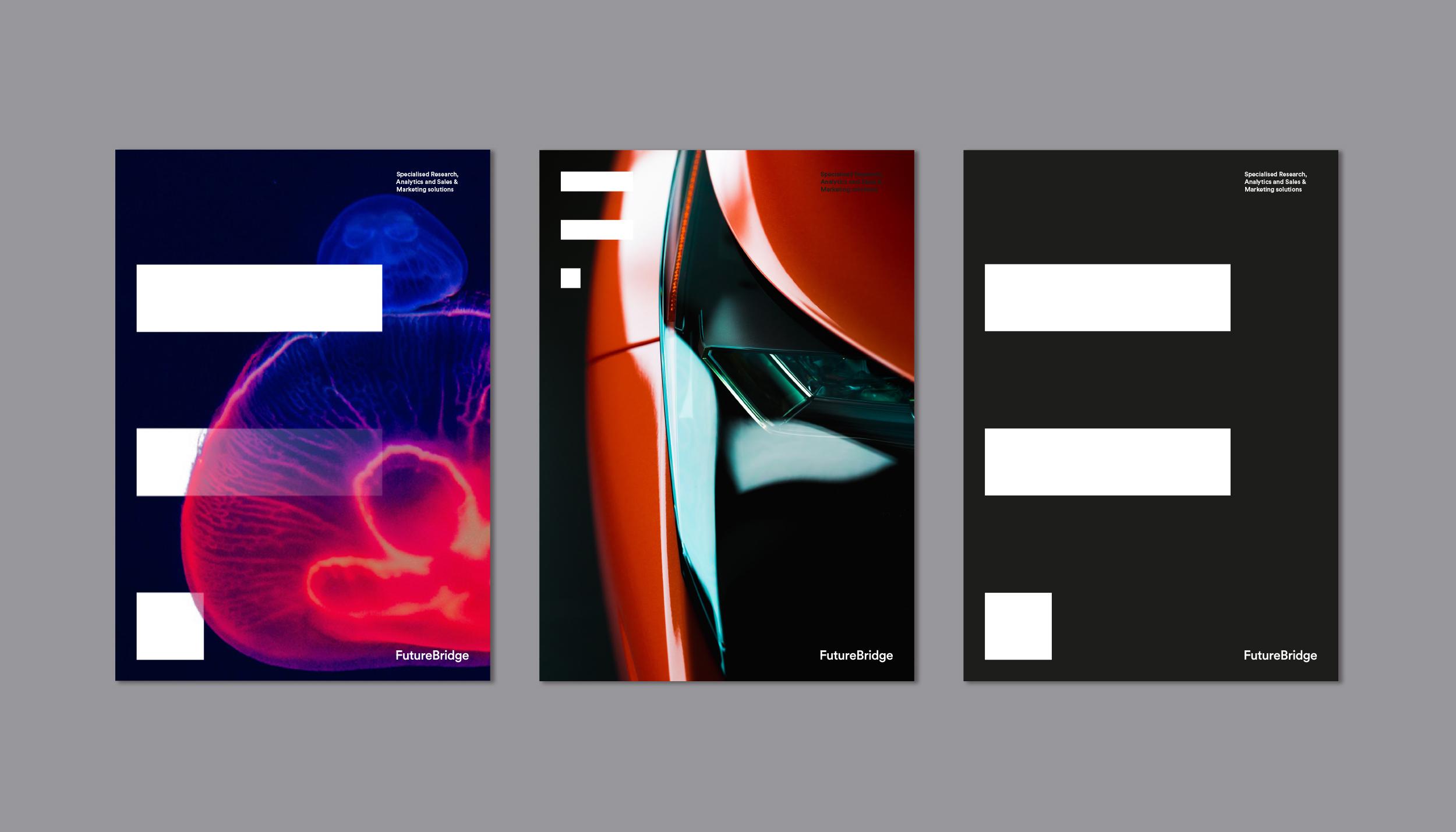 Futurebridge, posters
